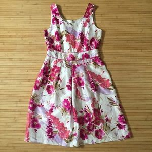 Studio 1 silky floral dress